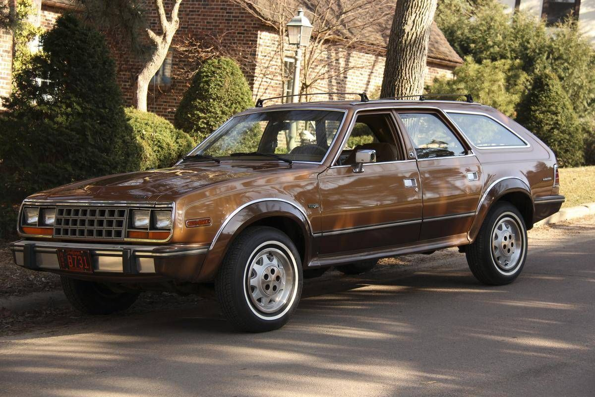 1985 Amc Eagle For Sale 1953531 Hemmings Motor News Amc