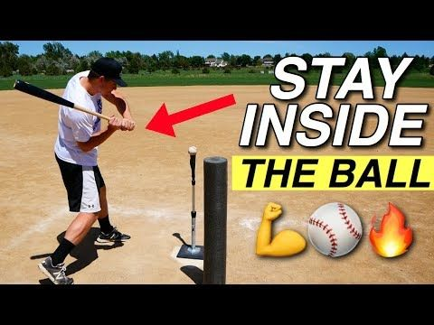 Photo of Ultimate Drill to Stay INSIDE THE BALL (Baseball Hitting Drills)