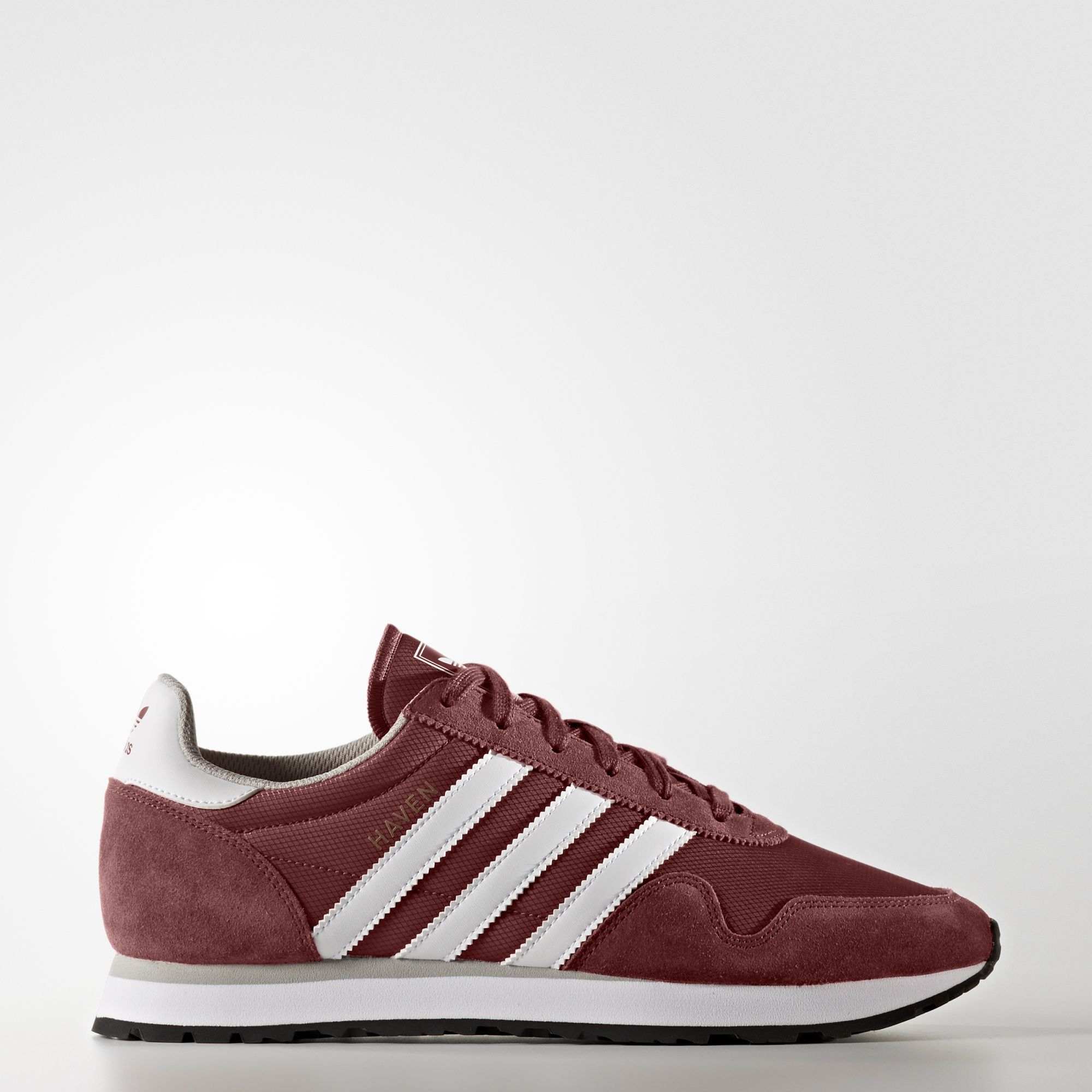adidas Haven Shoes - Red | adidas UK