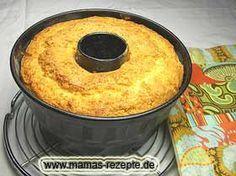 Kleiner Rührteig- Kuchen | Mamas Rezepte - mit Bild und Kalorienangaben #rührteiggrundrezept