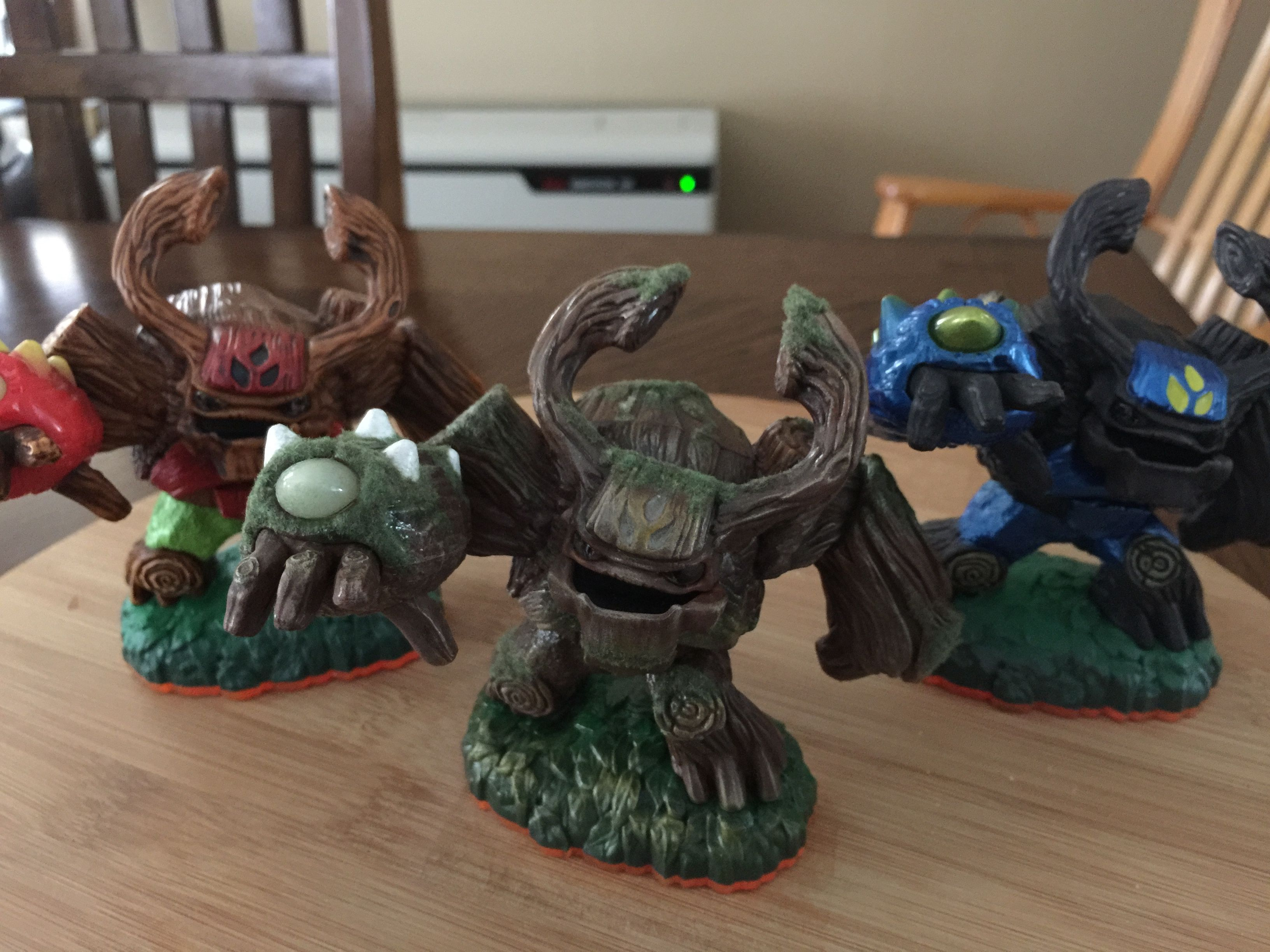skylanders gnarly tree rex wwwimgkidcom the image