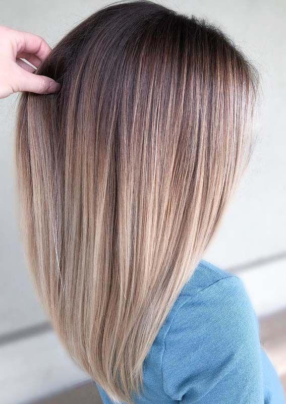 Entzückende Herbst-Bronde-Haarfarbtöne für 2018 | Absurde Stile -  Wie wir wissen, gibt es so viele Schattierungen in blonden Haarfarben. Sie können hier sehen, dass - #absurde #blondehairstyles #bronde #darkhairstyles #entzuckende #für #haarfarbtone #hairstylecurly #hairstyleforschool #herbst #HerbstBrondeHaarfarbtöne #stile #fallhaircolorforbrunettes