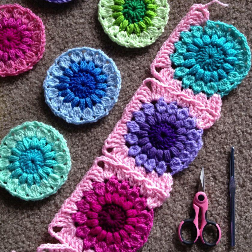The crochet cabana blog: houndstooth stitch | crotchet stitch.