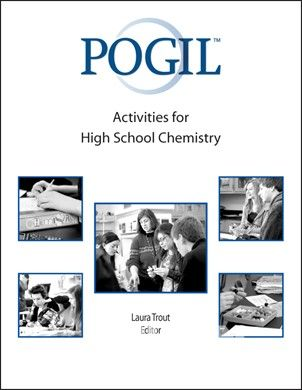 POGIL™ Activities for High School Chemistry, Book & CD