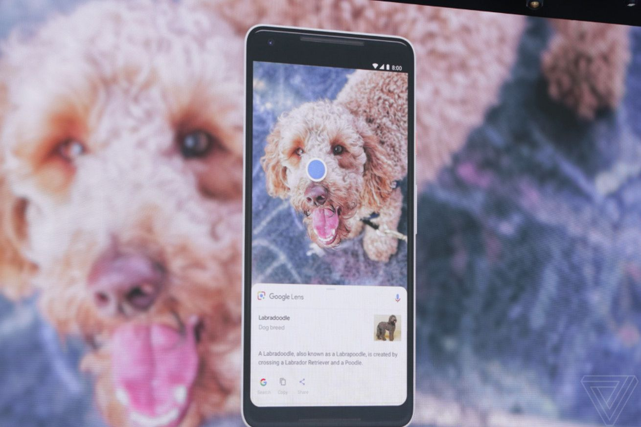 Google Lens is moving into the camera app and gaining new