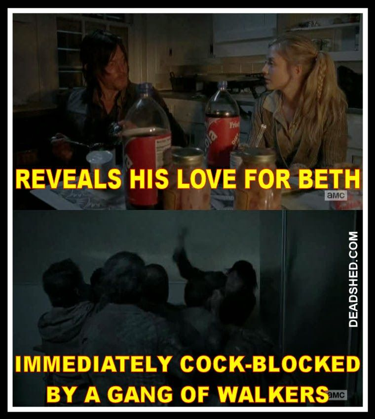 Despite the fact that Carol and Daryl (Norman Reedus) spent much of season.