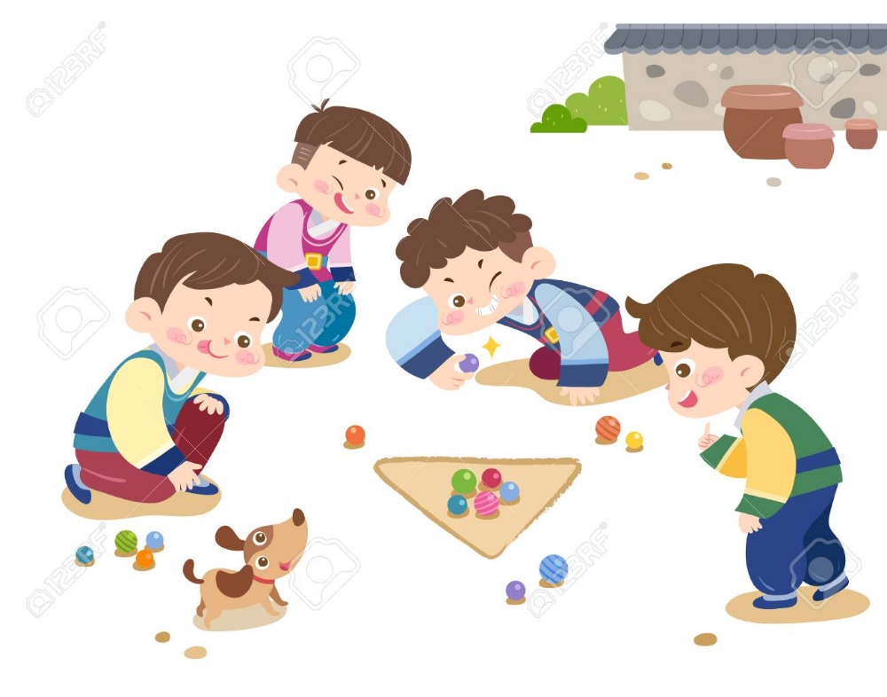 Kids Playing Tablet And Computer Game Illustration Royalty Free Cliparts,  Vectors, And Stock Illustration. Image 100408188.