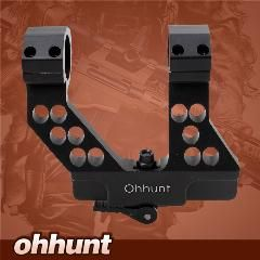 Ohhunt Quick Detach Ak Side Rail Scope Mount With Integral 1