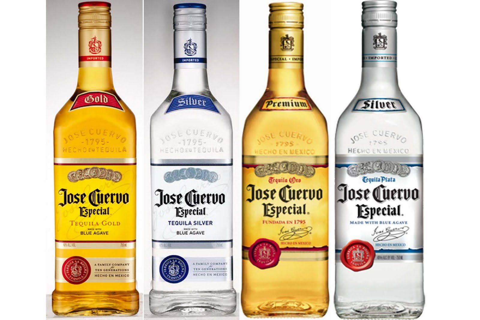 Tequila Jose Cuervo | Botellas de Vino | Pinterest | Jose cuervo