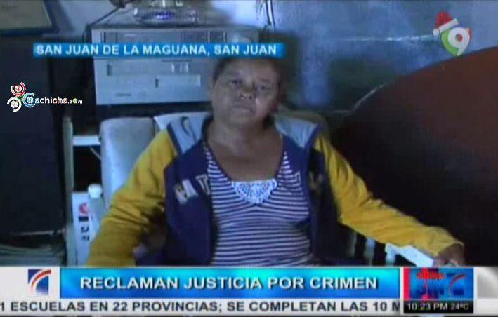 Familiares Piden Justicia Por El Asesinato De Un Joven Prospecto Del Beisbol #Video