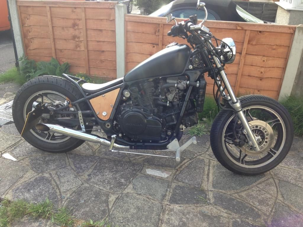 1983 Honda vt 750 shadow magna bobber, custom, cruiser, hard tail classic |  Southport, Merseyside | Gumtree