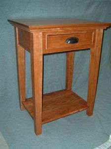 Wooden End Table Plans Free DIY blueprints End table plans free If