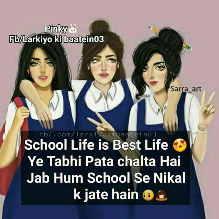 miss my old school and my friends love you my
