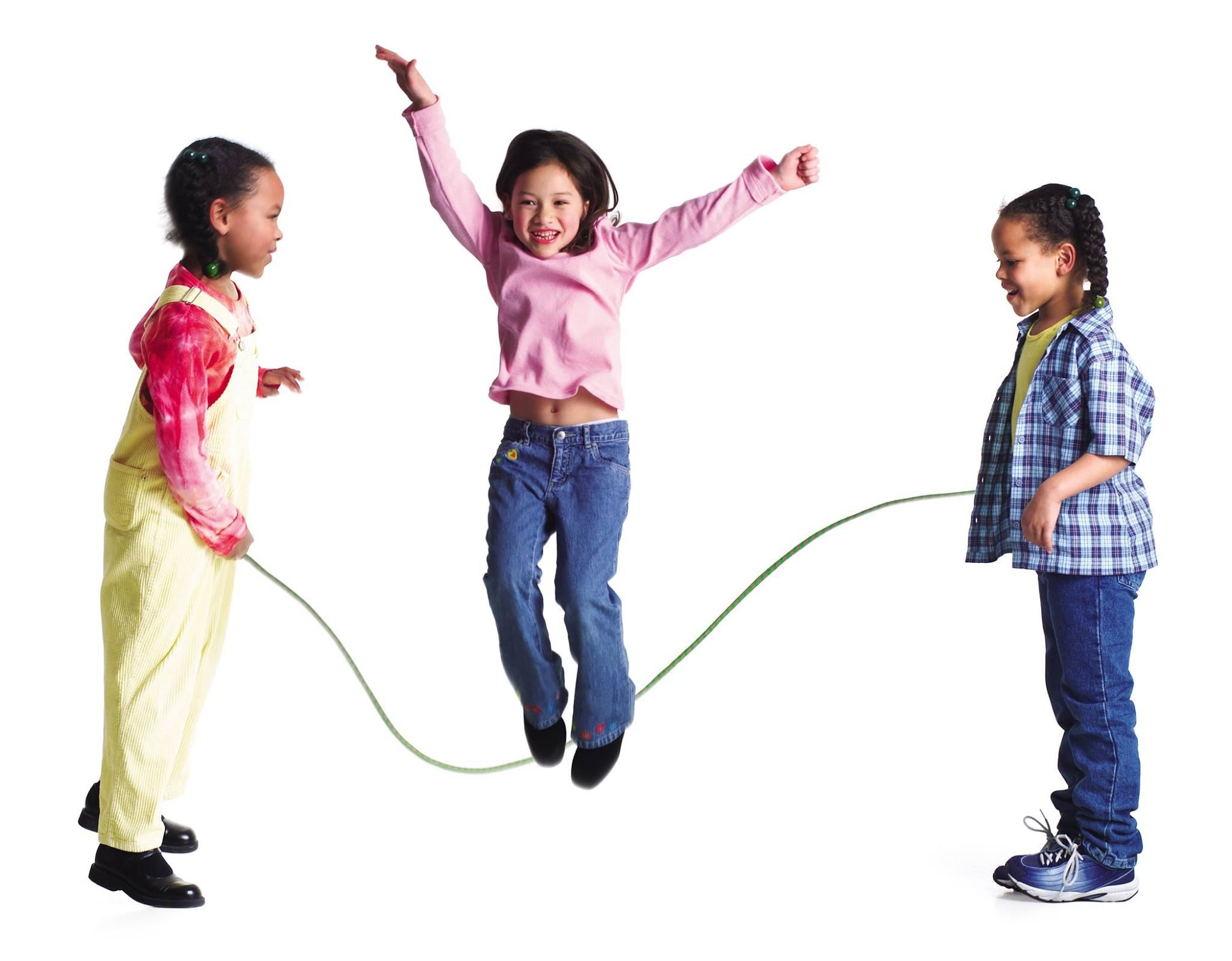 Today's healthy tip make time to play! People cutout