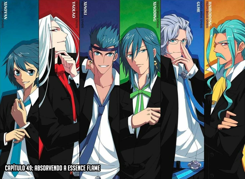 Doupo Cangqiong 49 Boys Animes Manga Manga Anime