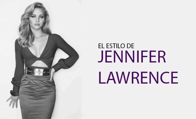 El estilo de Jennifer Lawrence