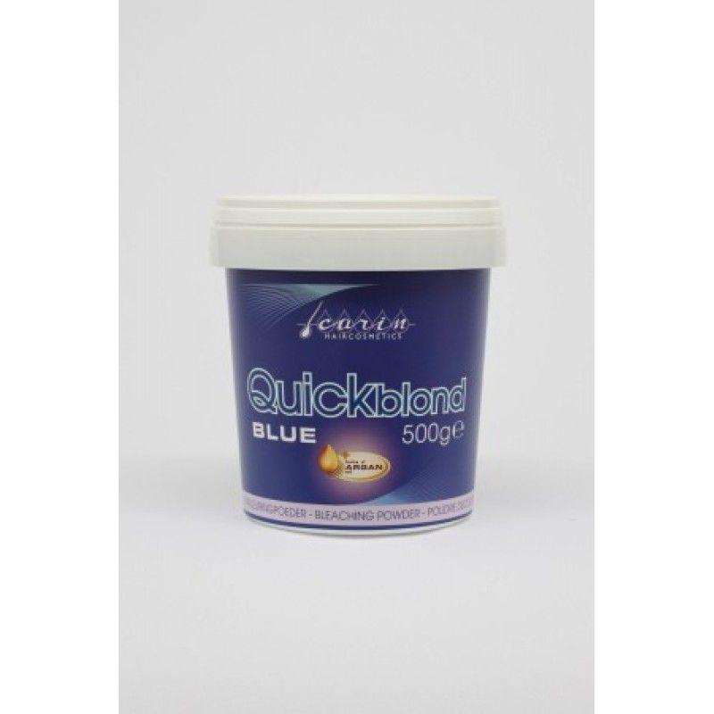 Pudra decoloranta albastra 500 gr.