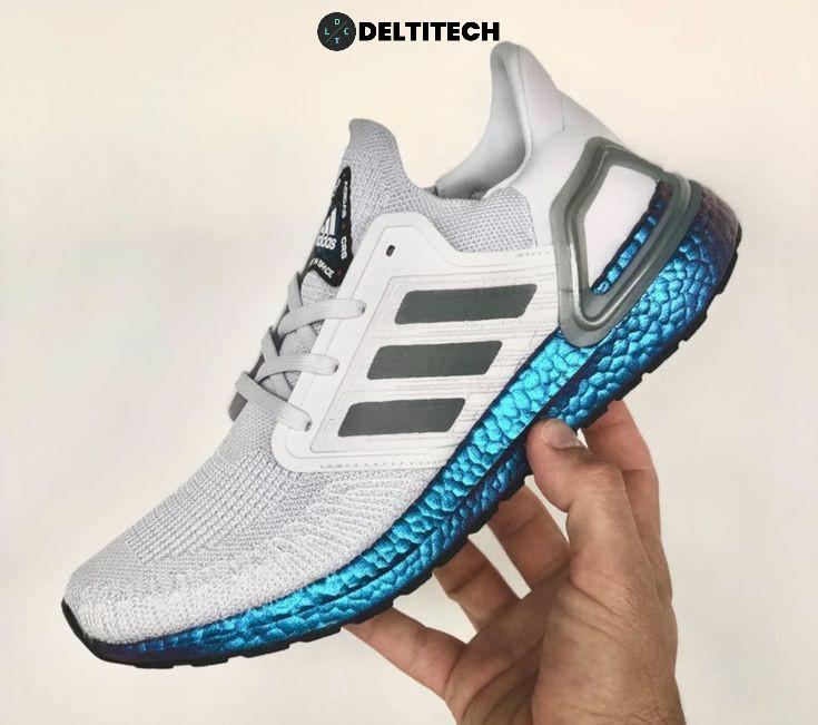 Adidas Ultra Boost 20 Men S Running Shoes Deltitech In 2021 Running Shoes For Men Adidas Ultra Boost Adidas