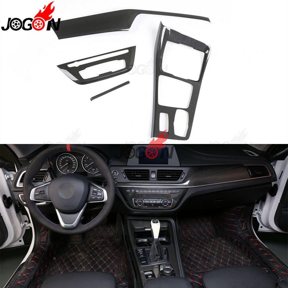 Details About Interior Central Console Gear Shift Panel Trim For