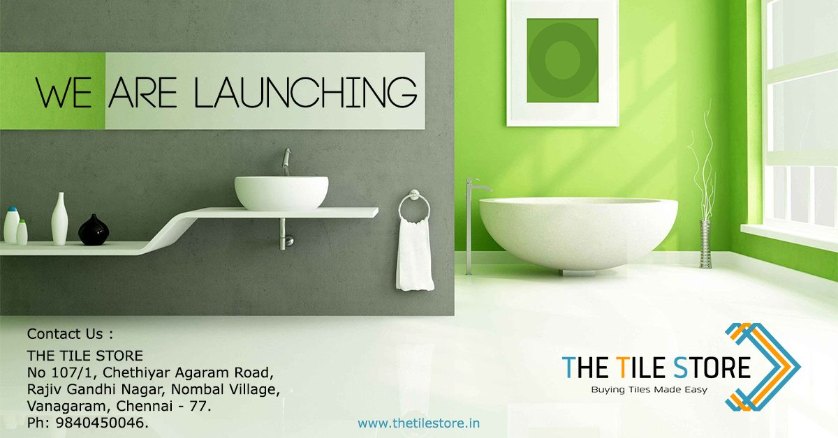 Brand new The Tile Store is open now for all your tiles, sanitary ...