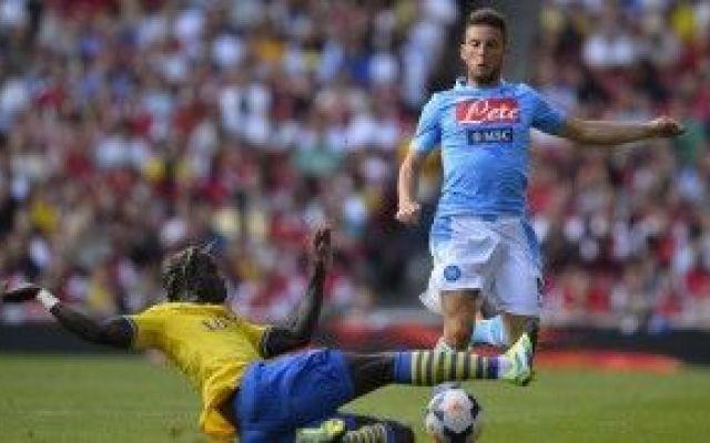 """Benitez: """"non si chiama turn over, si chiama Napoli!"""" #napoli #atalanta #streaming"""
