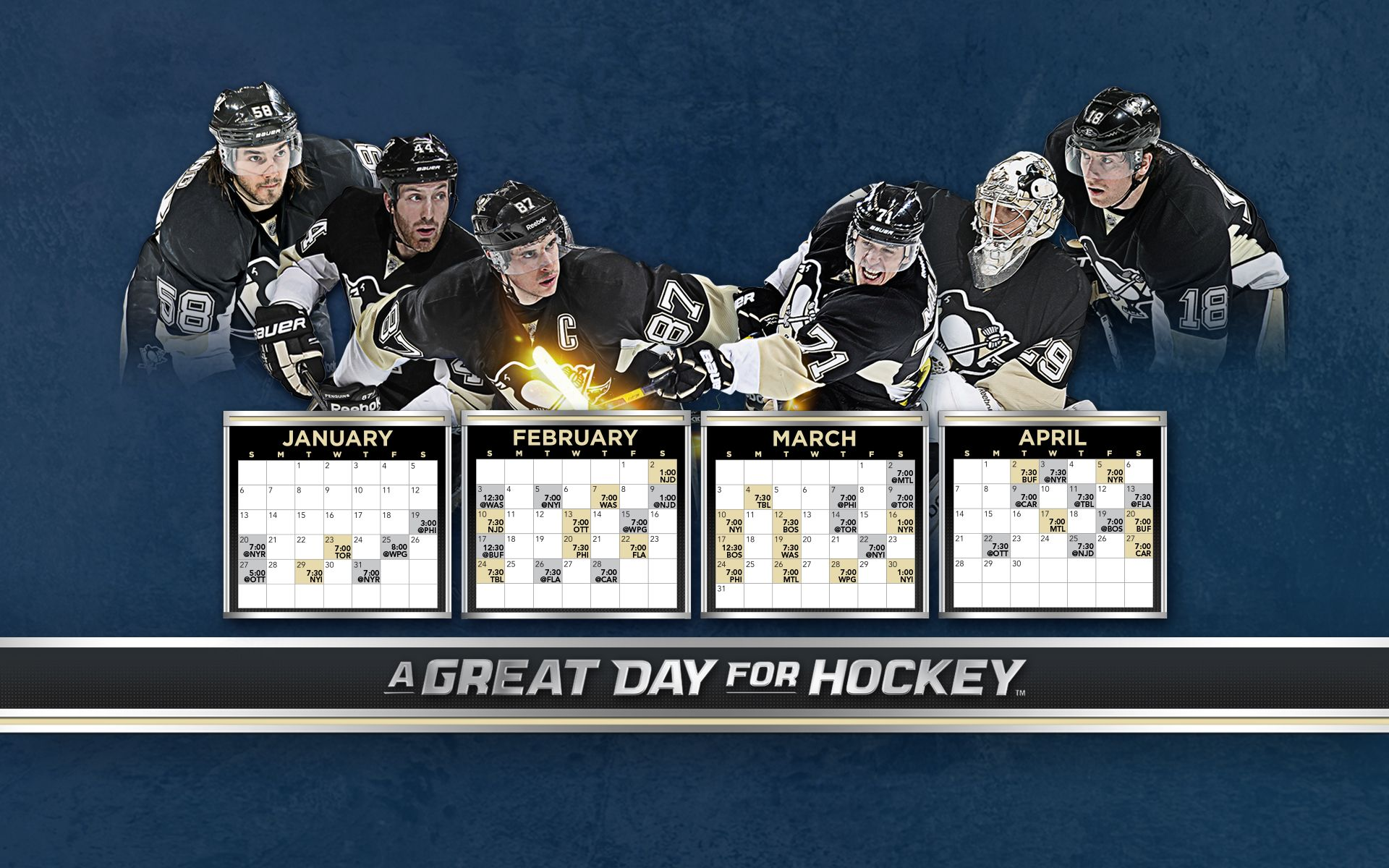 image about Pittsburgh Penguins Printable Schedule named Pin as a result of Erika Hoffman upon Pittsburgh Penguins Pittsburgh