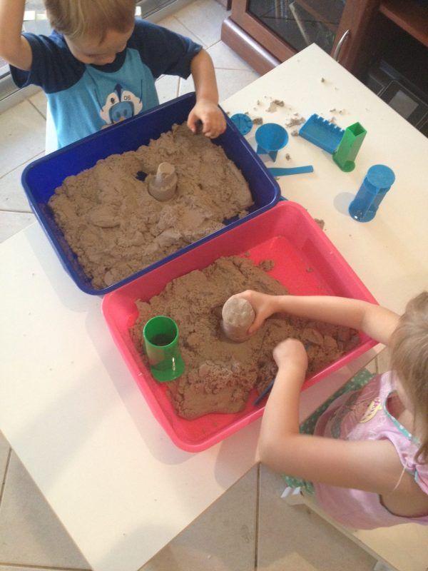 2850854a9d Kinetic Sand storage - Gift Grapevine toy storage ideas | kids ...