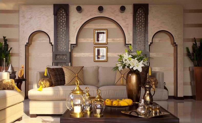 Arabische Inrichting Slaapkamer : Een woonkamer in arabische stijl arabic interieur