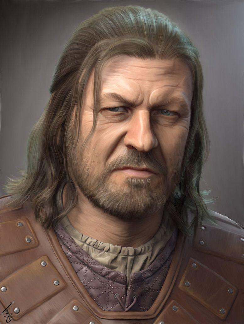 Ned Stark by Jonathan Biermann