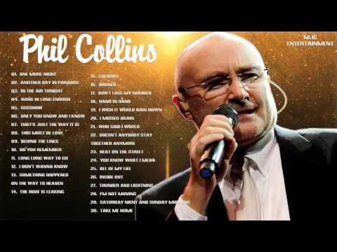 The top 9 Phil Collins songs of all time - the ultimate playlist - Smooth