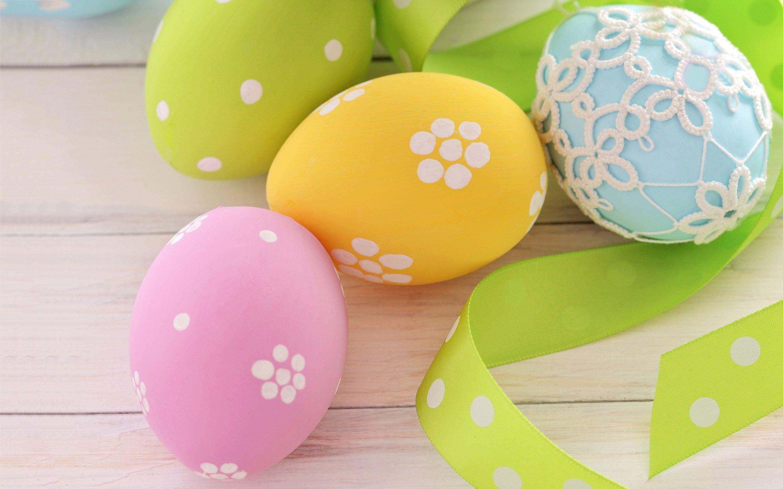 easter eggs hd desktop  happy easter greetings easter
