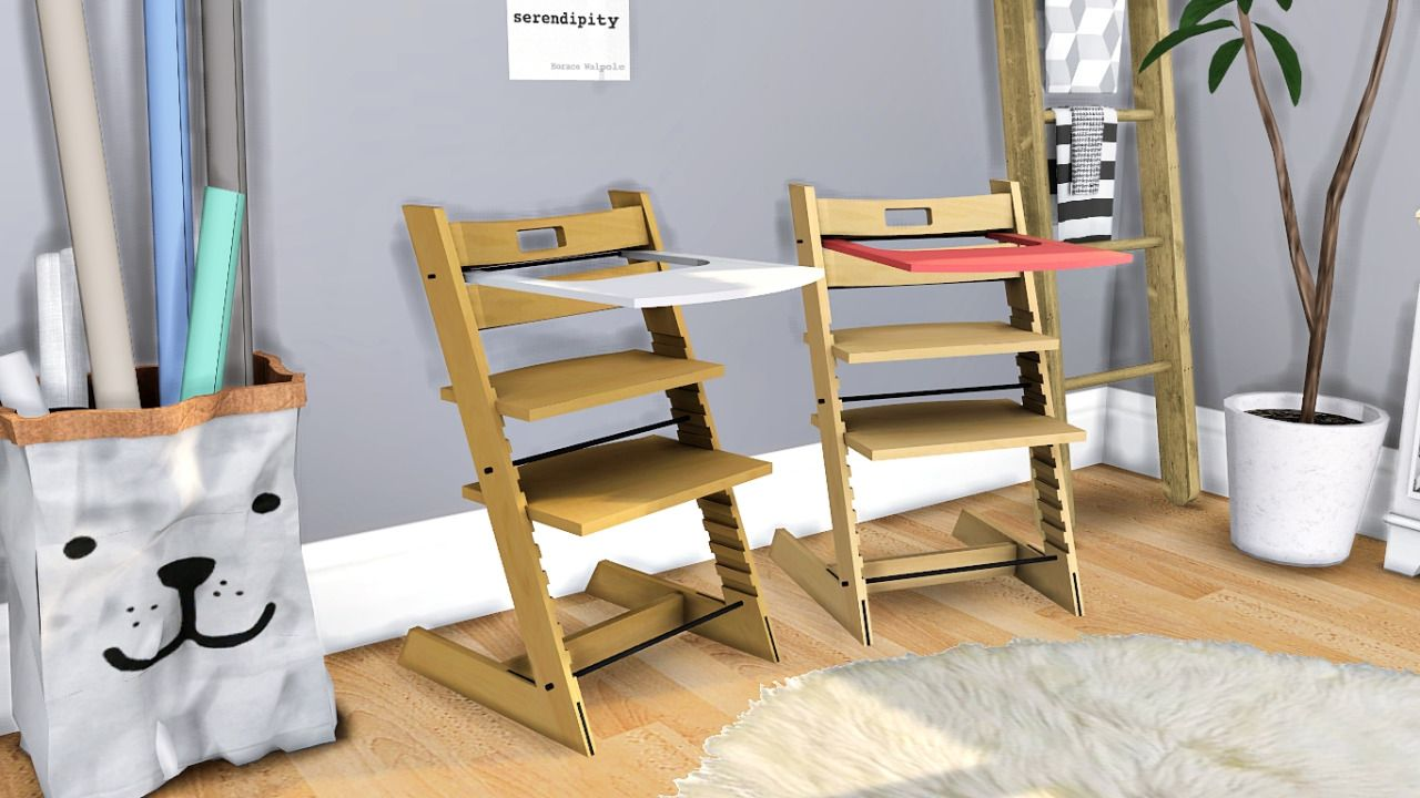 Lana CC Finds Stokke Tripp Trapp High Chair