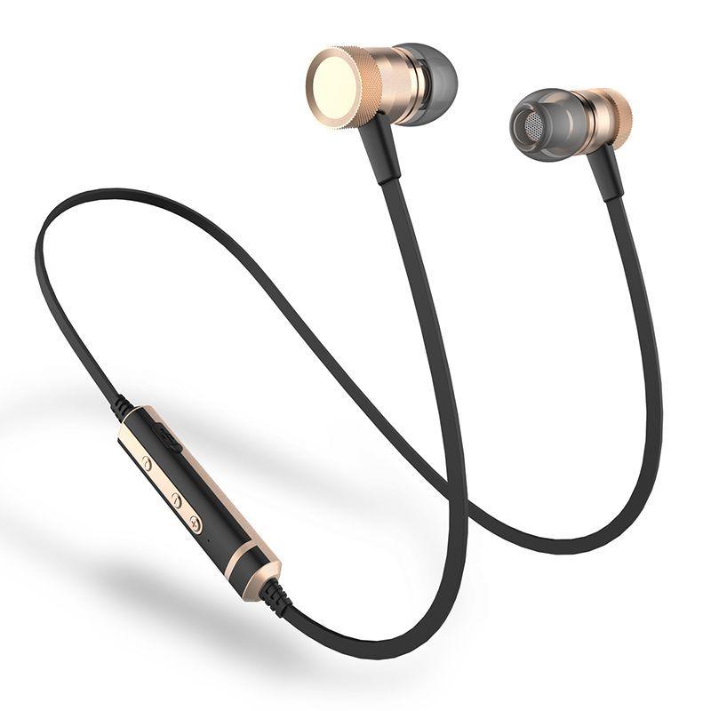 الصوت رتل H6 بلوتوث سماعات لاسلكية الرياضة تشغيل سماعة مع مايكروفون ل فون Xiaomi Bluetooth Earphones Bluetooth Headphones Wireless Bluetooth Wireless Earphones