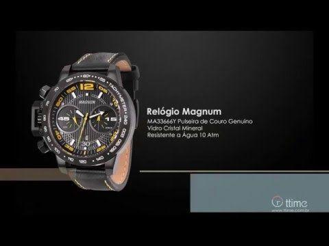 c200d1ab924 Relógio Magnum MA33666Y