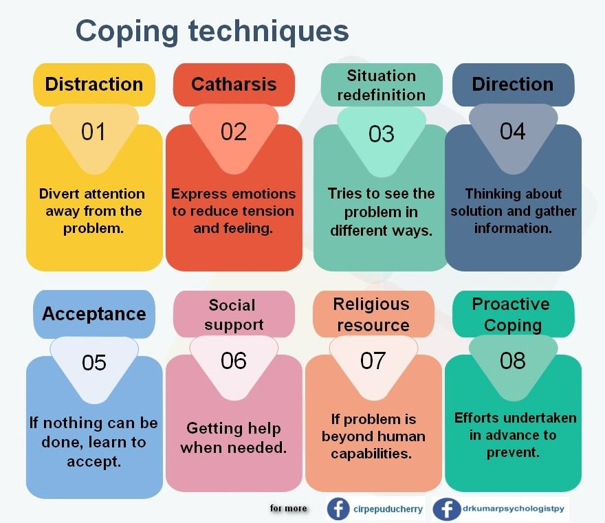 Stressful life? - Learn to cope | Coping skills, Stress ...