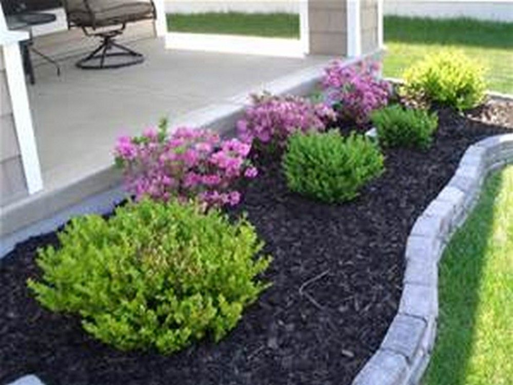 Flower Garden Ideas For Small Yards best 25+ small yard landscaping ideas only on pinterest | small