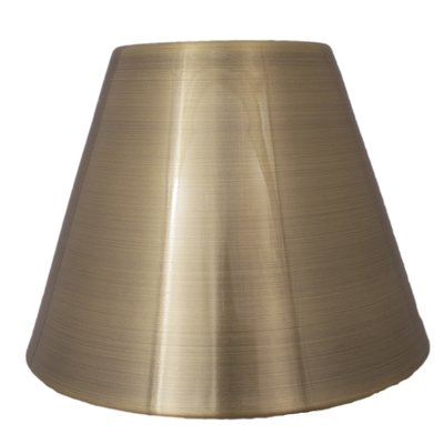 "Bell Lamp Shade Gorgeous Orren Ellis 6"" Metal Bell Lamp Shade Finish Antique Brass  Metals Review"
