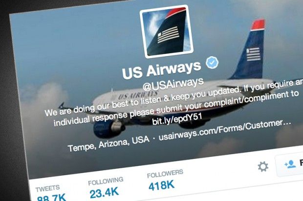 U.S. Airways just sent out the worst tweet in the history of Twitter