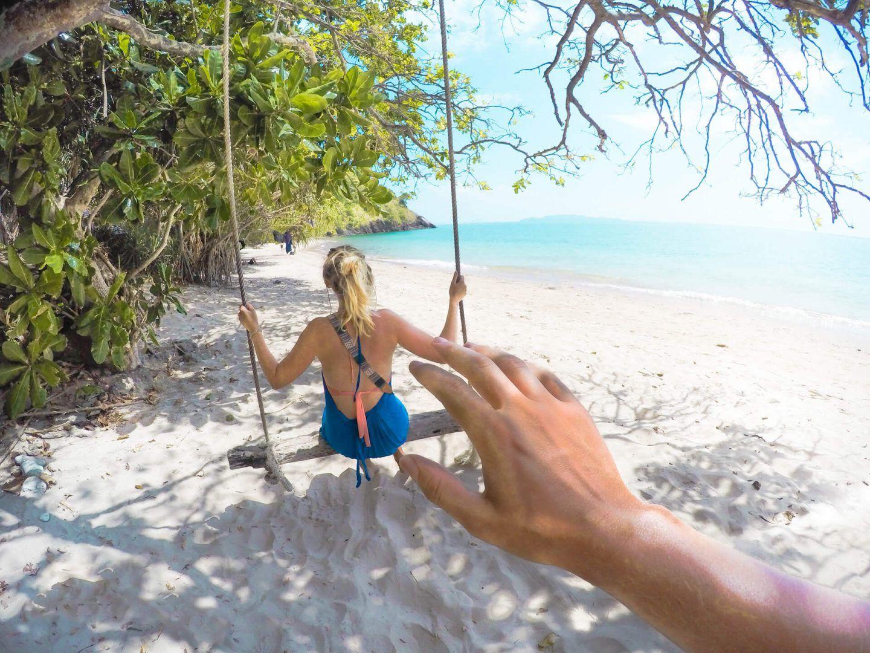 Explore the Koh Lanta beaches and hotels Beach, Khao sok