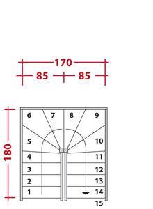 les r gles de calcul des dimensions d 39 un escalier t le pinterest et. Black Bedroom Furniture Sets. Home Design Ideas