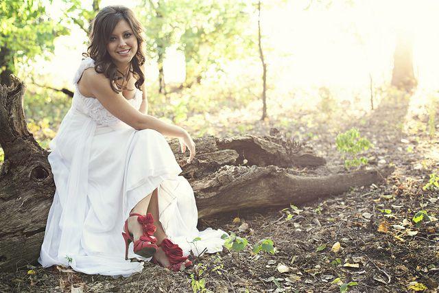 Outdoor Summer Wedding Dresses | Outdoors Wedding Dress