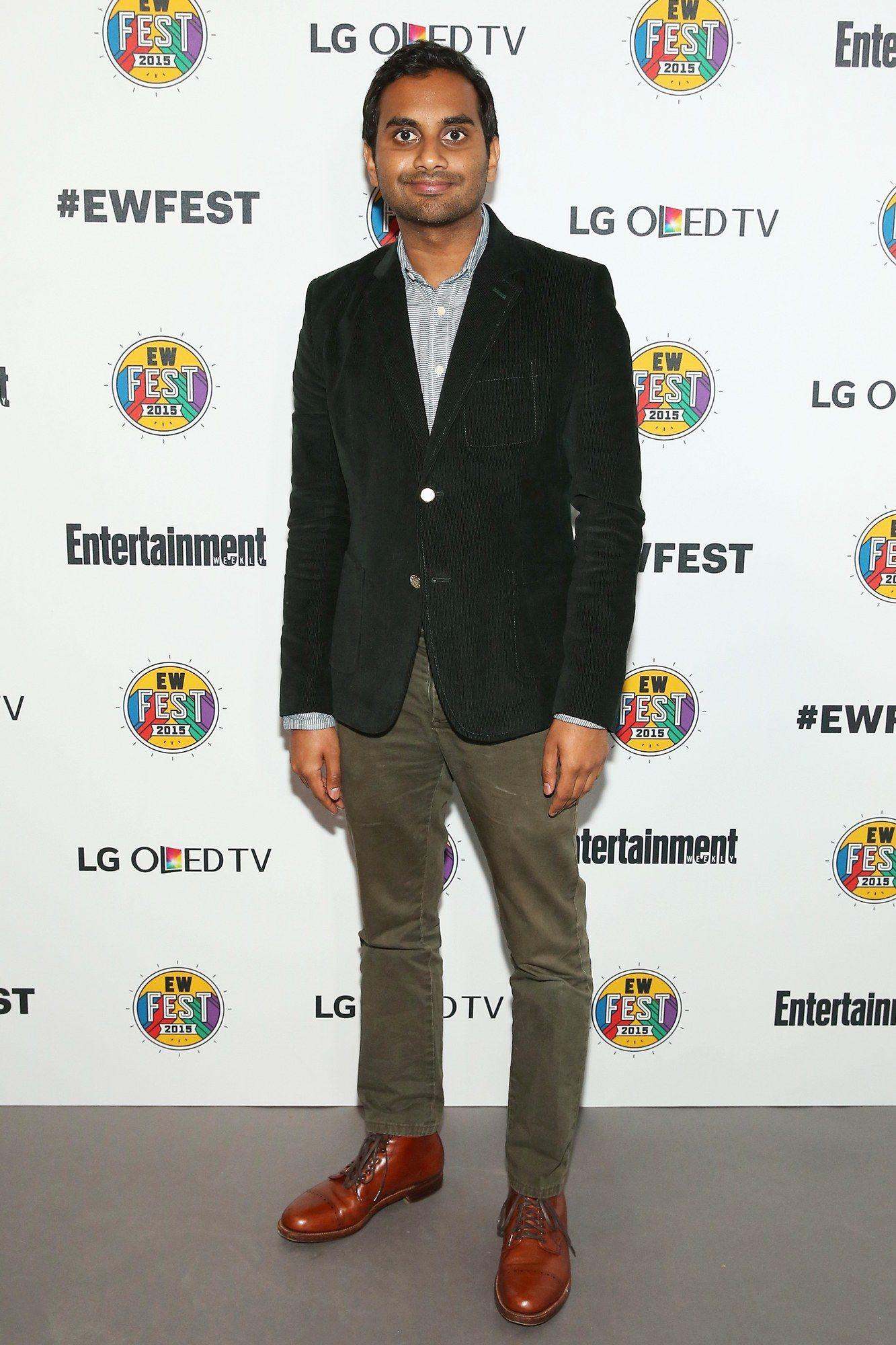 e58e57f5c Aziz Ansari Is the Unsung Hero of Minimal Style | style. | Aziz ...