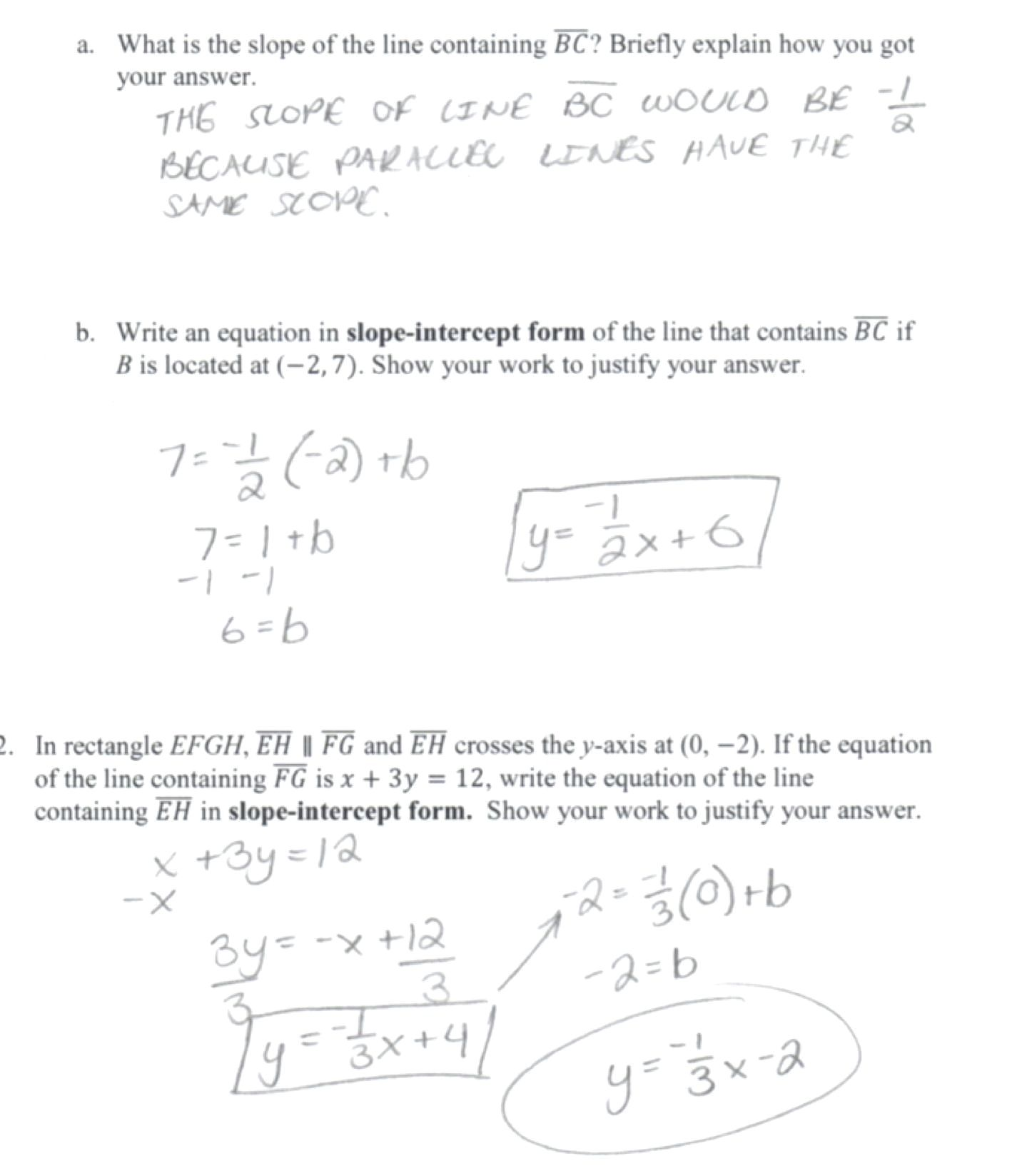 Slope Intercept Form Mathway What I Wish Everyone Knew