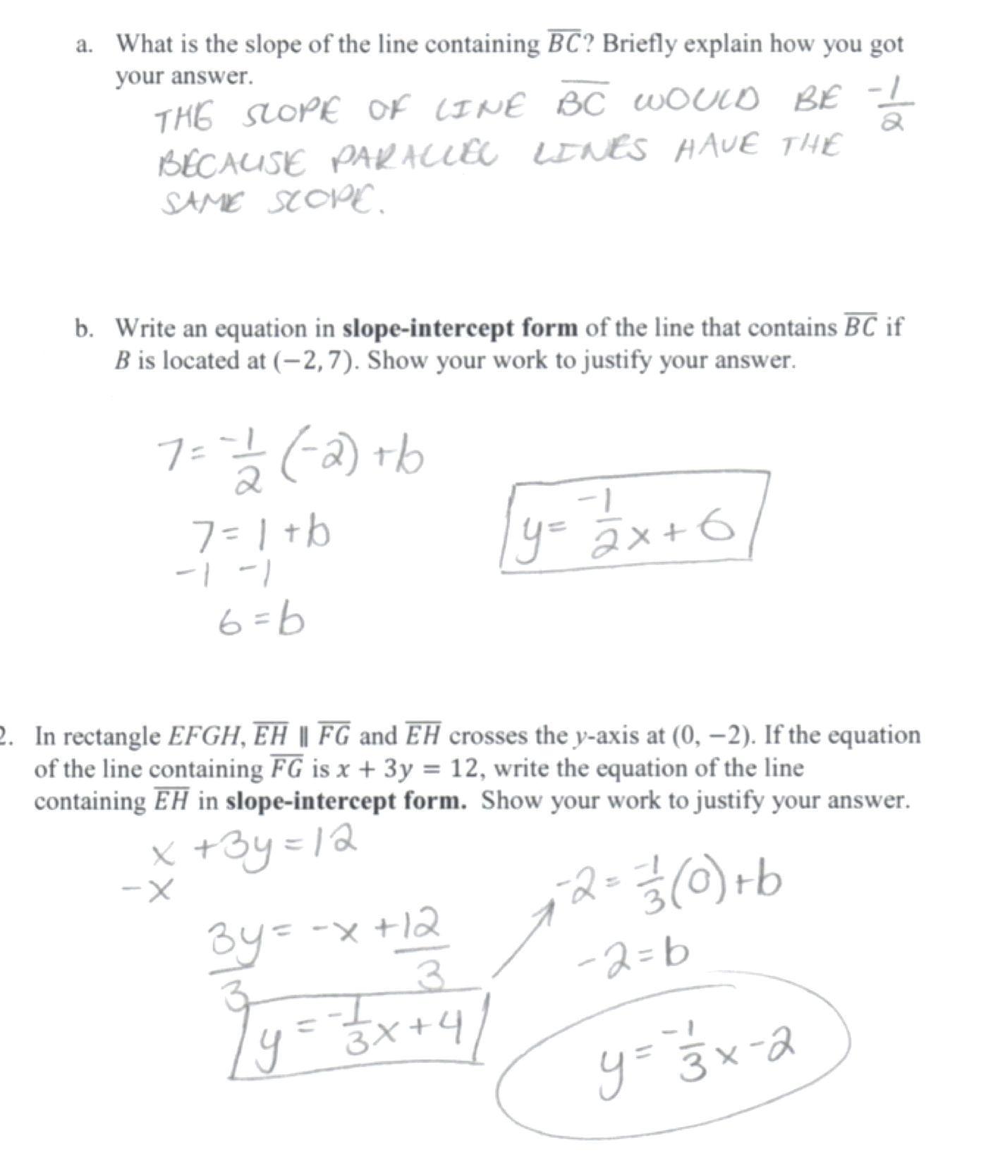 Slope Intercept Form Mathway What I Wish Everyone Knew