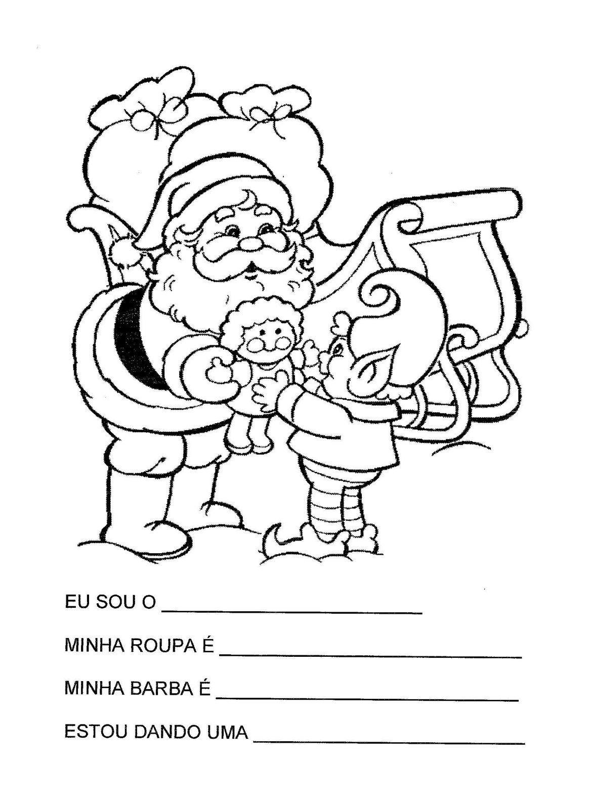 Atividades Educativas de Natal 999 | atividades escolares | Pinterest