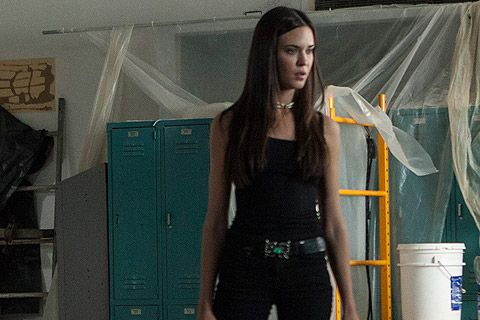 Banshee S2 05: The Truth About Unicorns. Odette Annable as ...