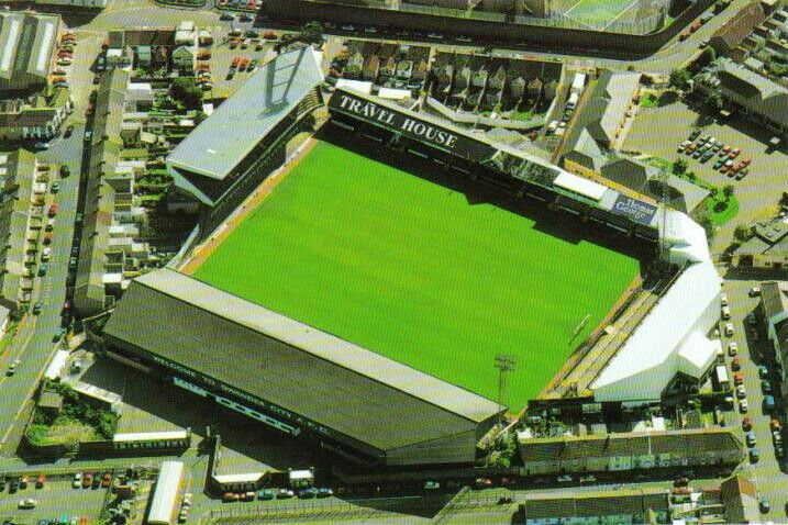 The Vetch Field Swansea City In The 1980s Swansea City Stadium Pics Football Stadiums