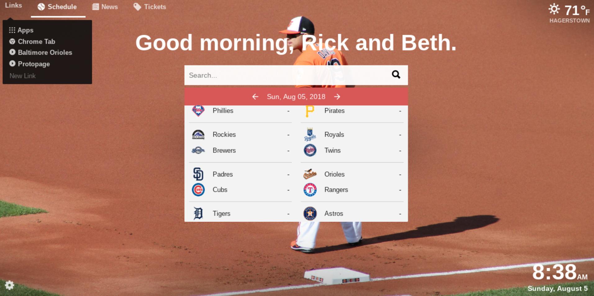 If You Love Baseball, Get Baseball Dash Baseball MLB New