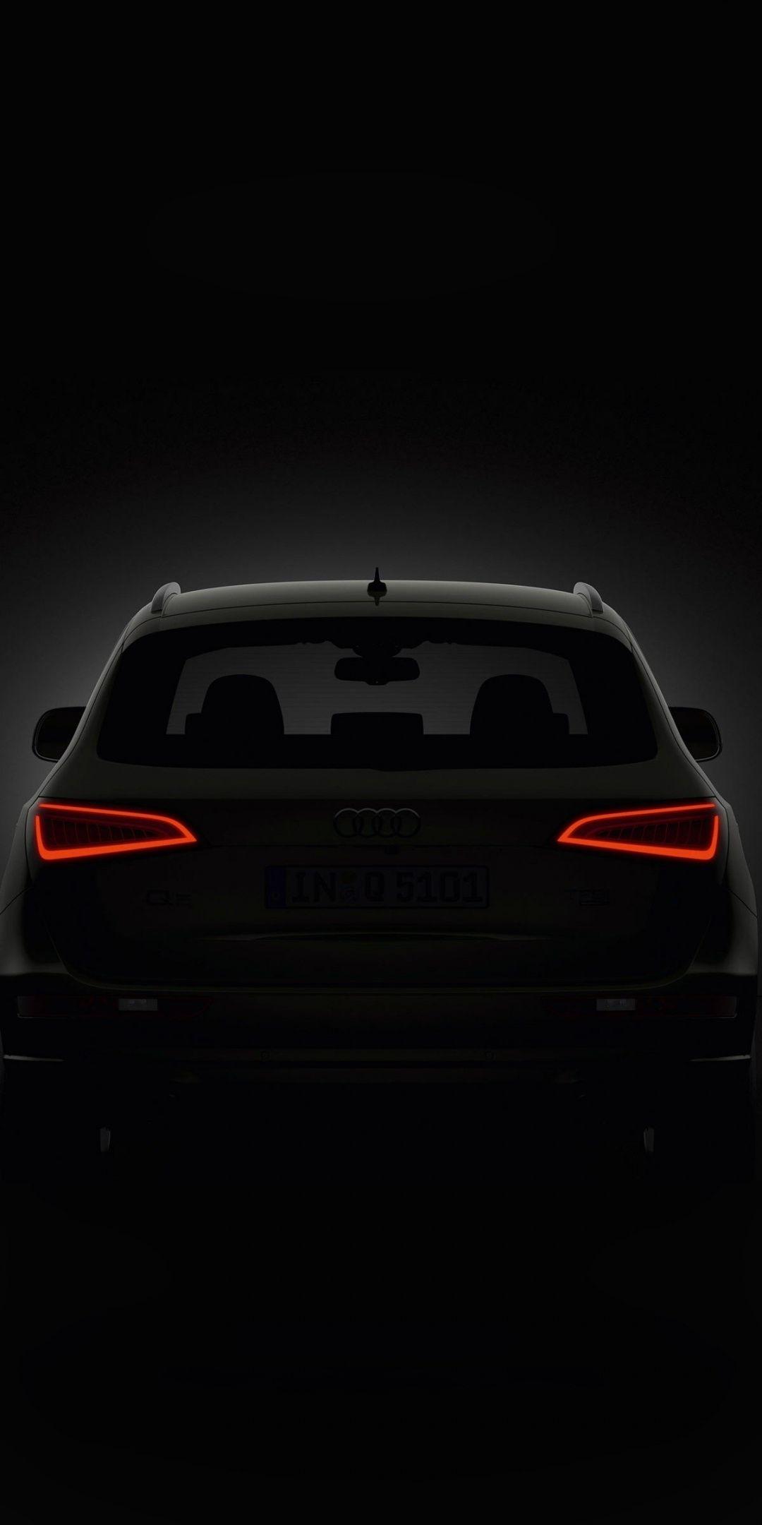 Audi Q5 Rear View Portrait 1080x2160 Wallpaper Audi Q5 Audi Car Wallpapers