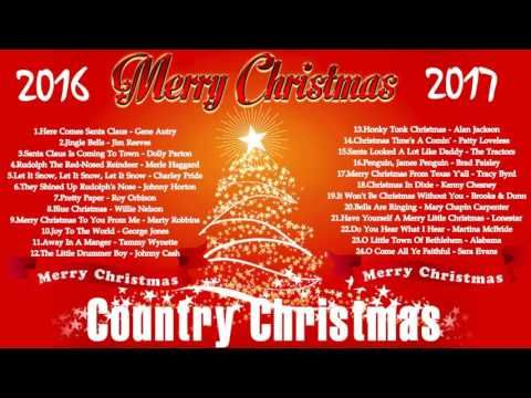 country christmas songs 2016 2017 best country christmas songs 2016 comes santa claus gene autry bells jim reeves claus is comi - Best Country Christmas Songs
